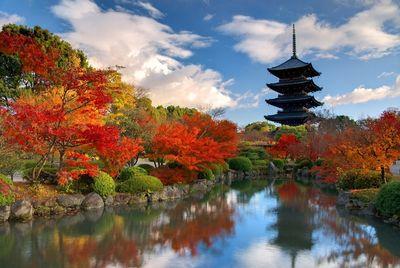 Где самая красивая осень на земле? необычные идеи для отпуска