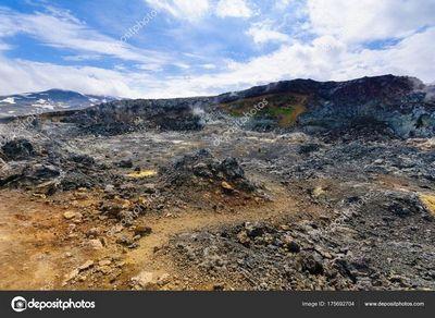 Геотермальная энергия спящего вулкана