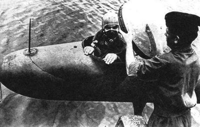 Германские управляемые торпеды
