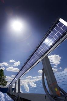 Гибридная солнечная панель с кпд 80%!