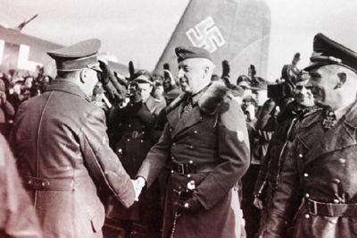 Гитлеровский страх и отложенный крах