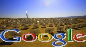 Google инвестирует $168 миллионов в солнечную электростанцию