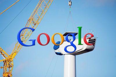 Google: зеленее и зеленее