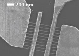 Графен конкурирует с медью в наноразмерных соединителях интегральных схем
