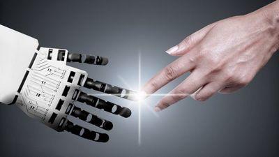 Графен позволит коже роботов стать самовосстанавливающейся