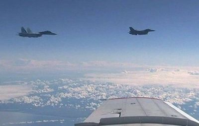 Грушко: для снижения рисков над балтикой необходим диалог с нато - «военные действия»