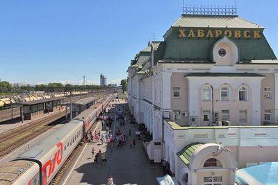 Хабаровск задыхается в дыму от лесных пожаров: фотообзор