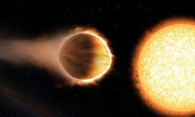 «Хаббл» нашел первую стратосферу за пределами солнечной системы