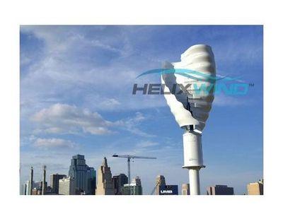 Helix: компактные ветряные электростанции для мобильной связи