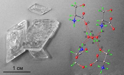 Химики предсказывают устойчивость кристаллических соединений перекиси водорода