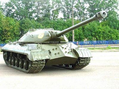 Ис-3: последний танк прорыва