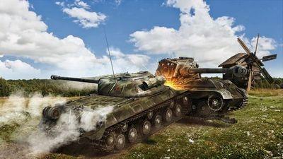 «Ис» против «тигра»