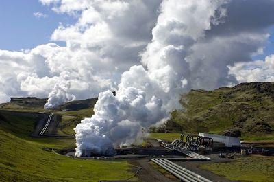 Исландия намерена получать энергию из сердца вулкана