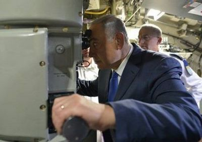 Израиль встретил субмарину рахав, ставшую самой дорогой подводной лодкой вмс страны - «военные действия»