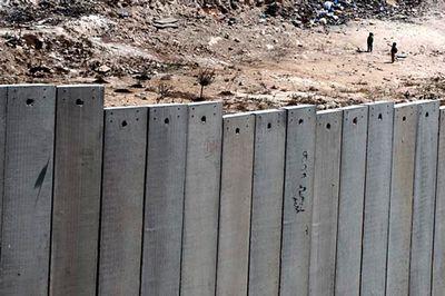 Израильские стены безопасности