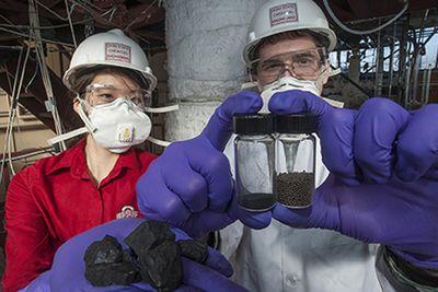 Извлечение энергии из угля без горения
