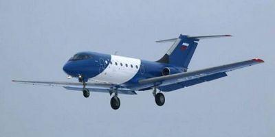 Як-40 с композитным крылом совершил первый полет - «военные действия»