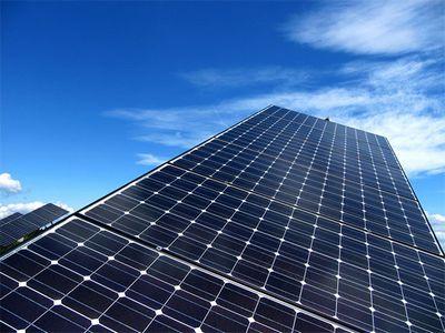 Япония наращивает солнечную энергетику