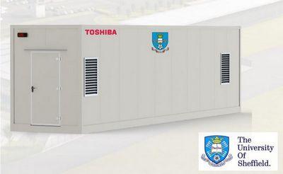 Энергетическое хранилище на литий-титановых батареях откроется в великобритании