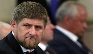 Кадырова оштрафовали за вождение без ремня безопасности