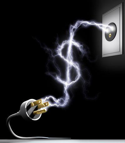 Как без затрат экономить энергию в офисе?