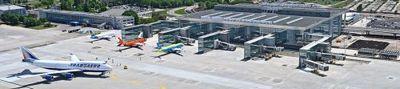 Как это строили. донецкий аэропорт, часть 4. послесловие - «военные действия»