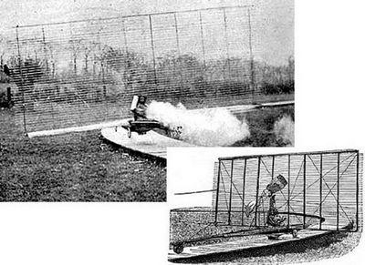 Как построить 200-крылый самолет: история мультипланов
