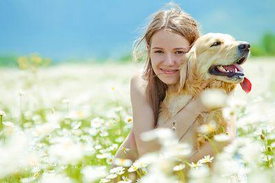 Как собаки воспринимают наши лица?