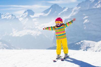 Как сохранить здоровье ребенка в зимний сезон?