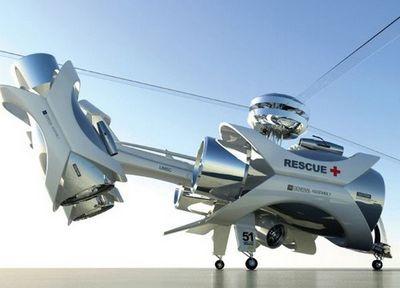 Как создаются вертолеты будущего