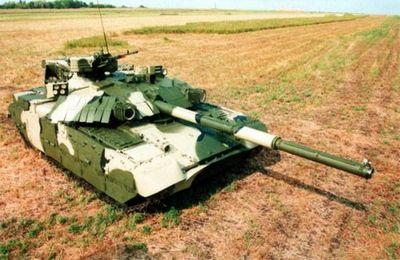 Как украинский оплот проигрывает китайскому vt4 - «военные действия»