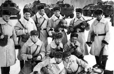 Как защищали даманский - «военные действия»