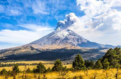Какие вулканы представляют опасность в 2018 году?