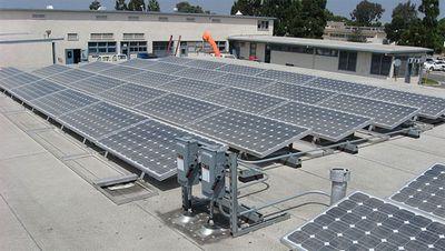Калифорнийские тюрьмы переходят на солнечную энергетику
