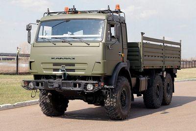Камаз готов к испытаниям беспилотного грузовика