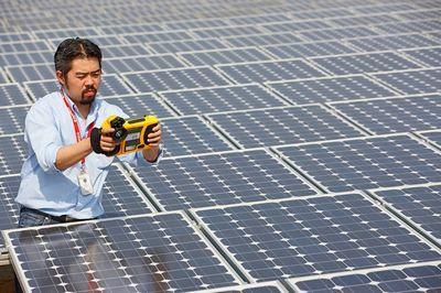 Китай утроит добычу солнечной энергии в 2017-м