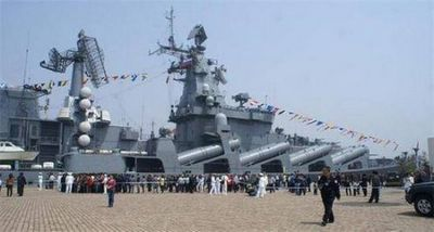 Китайские сми недоумевают, почему вторым флотом в мире считается российский, а не китайский - «военные действия»