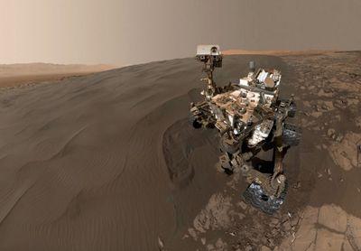 «Кьюриосити» раскрыл искусство марсианских ветров