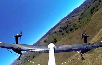 Компания google готовится к испытаниям высокотехнологичных воздушных змеев - летающих ветрогенераторов