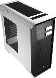 Компьютерный корпус aerocool aero-1000 предложен в двух цветовых вариантах