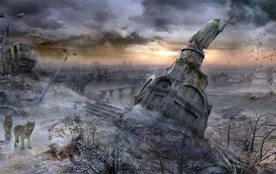 Кому нужна русская украина? - «военные действия»