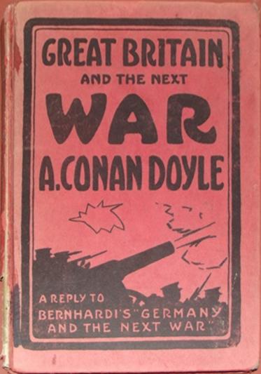 Конан дойл и броня первой мировой