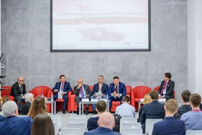 Конференция инновационные решения и новые технологии, меняющие транспортную отрасль