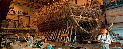Корабль императора: как восстанавливают полтаву