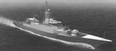 Корабли третьего тысячелетия