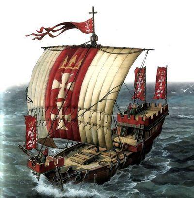 Корабли восточных «драконов»