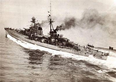 Крейсера италии второй мировой