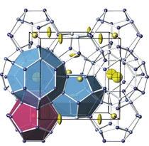 Кристаллы с нано-клетками приведут к созданию энергосберегающих материалов
