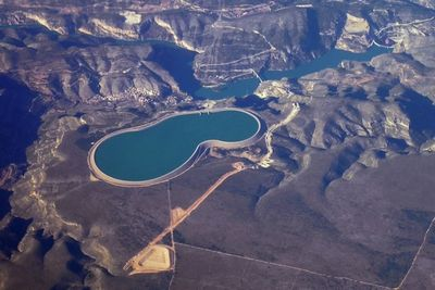 Крупнейшая гидроаккумулирующая электростанция в испании