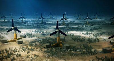 Крупнейшая приливная электростанция в мире будет построена в шотландии